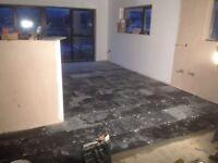 Floor tiles Brazilian slate