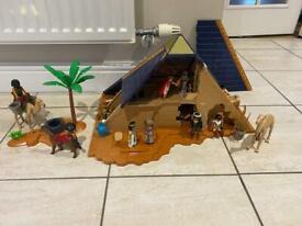 Playmobil Egypt play set