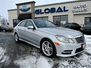 2013 Mercedes-Benz E-Class 350 BlueTEC DIESEL VOICE COMMAND NAVI