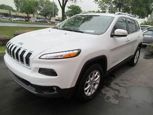 2015 Jeep Cherokee North*2.4L* 4WD*SIEGES +VOLANT CHAUFFANTS