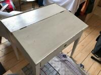 Antique French writing slope Desk