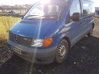 MERCEDES VITO OUT OF MOT