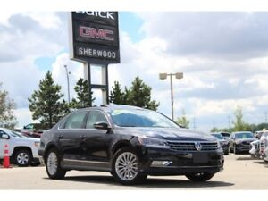 2017 Volkswagen Passat Comfortline| Sun| Nav| Heat Leath| Safety
