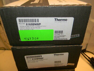 Thermo Scientific 8165bnwp Sure-flow Ph Probe Refillabledjepoxy New In Box