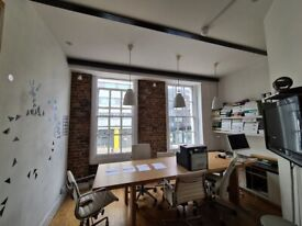 PRIVATE OFFICE TO LET IN CLERKENWELL - 69 ST JOHN ST- 300 SQFT **NO BUSINESS RATES OR VAT**