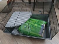 XL cage for hamsters / mice / rats