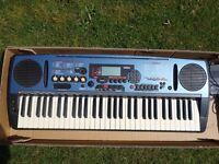 Yamaha Portatone DJX Keyboard £50