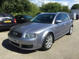 Audi A4 Avant 1.8t Ltd Edition