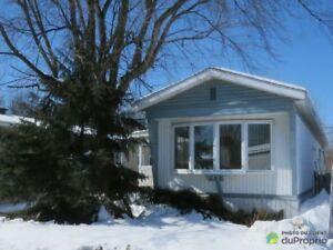 109 000$ - Maison mobile à vendre à Longueuil (St-Hubert)