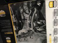 Bike Rack SARIS BONES 3 BRAND NEW UNUSED, assembled bought but never used. 3 bikes