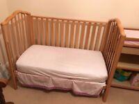 Nursery furniture.