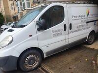 Pro-Aqua Services For all Gas, Heating & Plumbing Needs. NO JOB TOO SMALL!