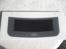 Hotpoint - Top Grill/Oven Door Glass from model - EG51 White
