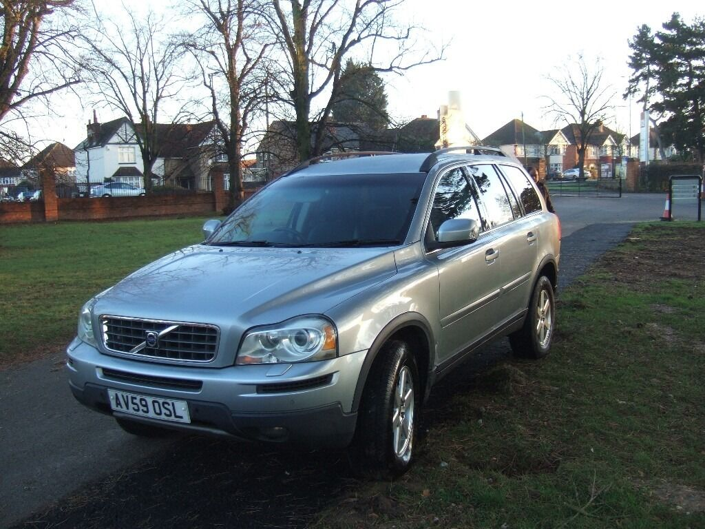volvo xc90 2.4 d5 active estate awd 5dr, 2009 (59 reg), suv | in
