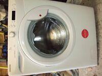 Hoover space saver washing machine