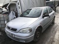 Vauxhall Astra petrol Breaking Spare Parts
