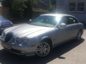 Excellent condition Jaguar S Type 2.5i SE