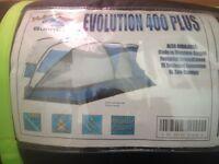 Sunncamp evolution 400 plus tent