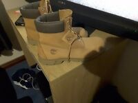 Timberland boots size 12 brand new tags and packaging