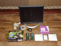 £15 Each - PC Monitor, 4GB DDR2 RAM, Windows 8.1, ASUS 210 Silent 1GB DDR3 Graphics Card