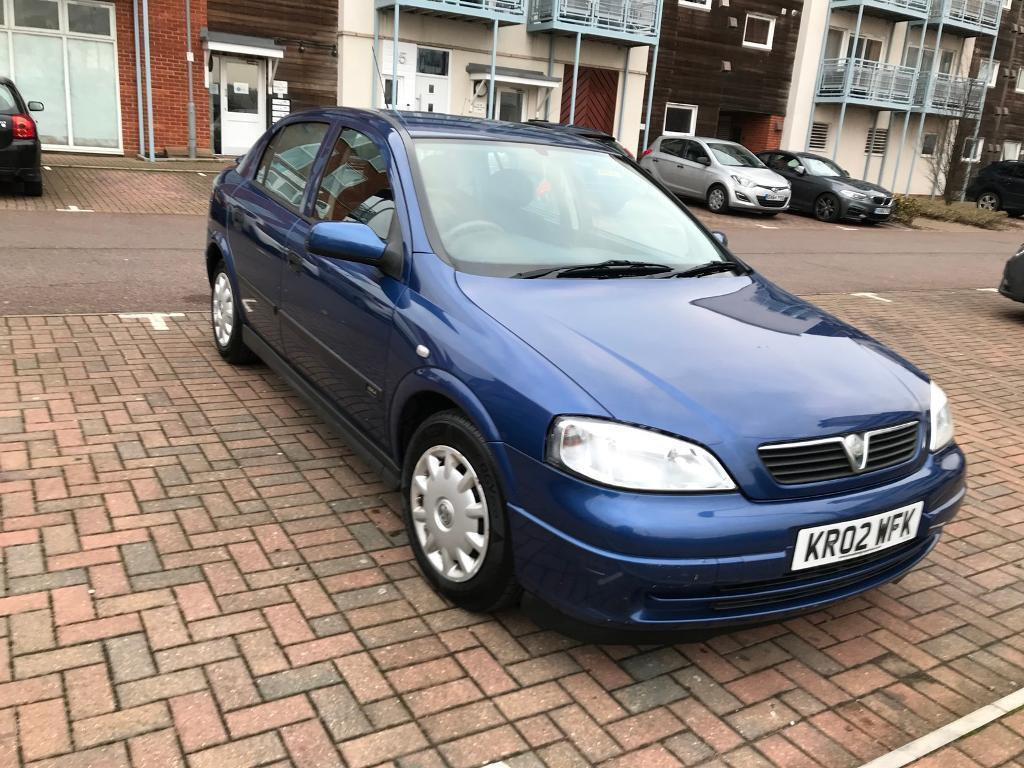 Vauxhall Astra LS DTI 16 V ECO 1.7 CC DIESEL 2002