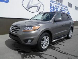 2011 Hyundai Santa Fe GLS - AWD, Leather, Sunroof