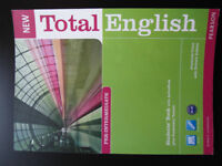 Total English student book pre-intermediate with CD