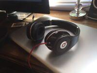Dr Dre Beats studio headphones wired