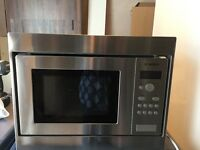Bosch Solo Built in Microwave New and Unused