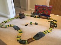 ELC Dino adventure set plus cars