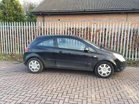 Vauxhall corsa 1.3 CTDI Diesel £2,300