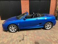 2003 MG TF RARE TRIPTRONIC CONVERTIBLE STUNNING!! ONLY 51K