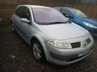 RENAULT MEGANE SPORT AUTOMATIC *** SPARES OR REPAIR ***