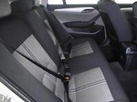 BMW X1 XDRIVE 20D SE [Sports Seats, Bluetooth] 5DR (white) 2014
