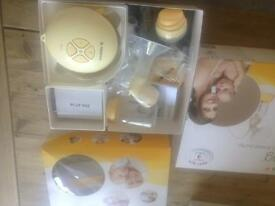 Medala electric breast pump (used twice)