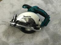 Makita 18v Cordless Circular Saw