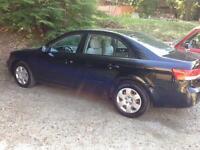 2006 Hyundai Sonata for sale - $5600 OBO