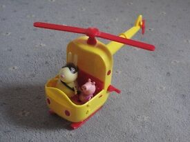 Peppa Pig Helicopter