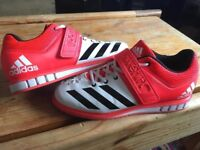 Adidas Gym PowerLift Trainers Size 7 UK