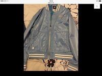G-Star men's jacket blue large NEW