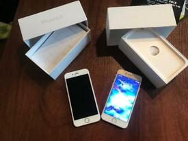 Apple iPhones 6s. 16gb