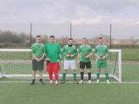 football players wanted for 5/6aside football team