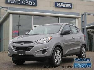 2013 Hyundai Tucson 5 speed Manual