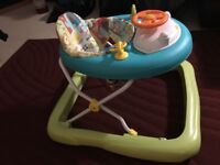 Baby Car Walker with Music