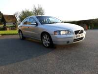 2005 Volvo S60 D5 sport diesel full history just serviced mot march 2019 Px considered