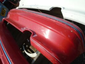 FIESTA, RS, XR2I REAR BUMPER