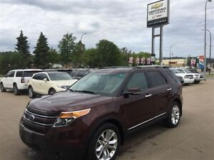 2012 Ford Explorer Limited *Dual Sunroof* *Loaded*