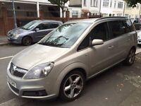 Vauxhall Zafira 2006 SRI, Automatic, Diesel, MUST SEE !!