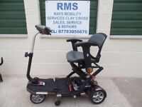 Mobility Scooter TGA Minimo 4mph Car Boot scooter