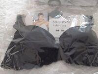 New multiway bra size 36 B
